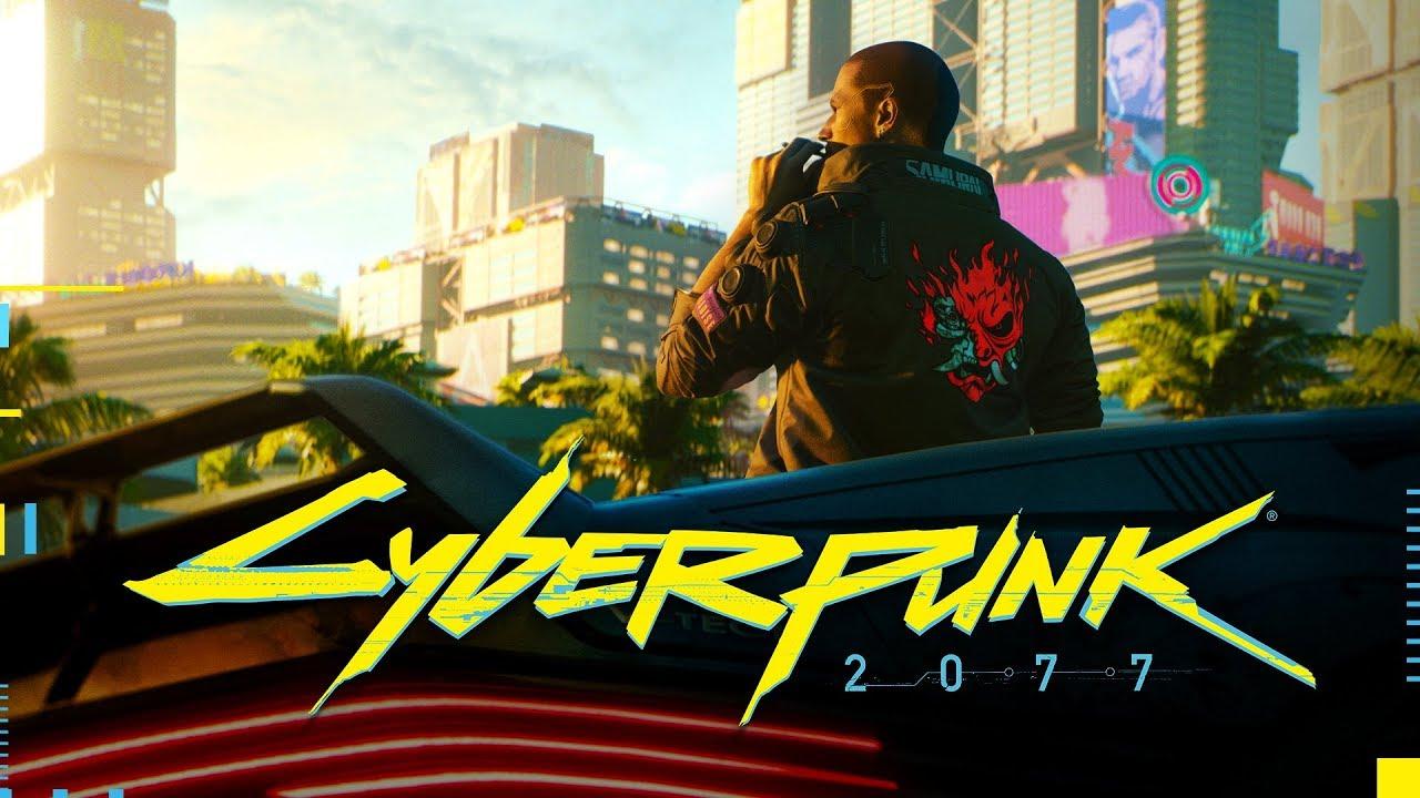 Трейлер игры Cyberpunk 2077 с E3 2018