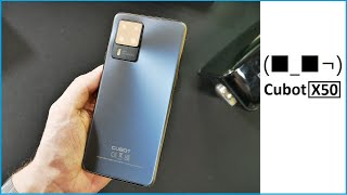 Cubot X50 - Android 11 Smartphone mit VIEL Speicher und erstaunlich guter Kamera - Moschuss