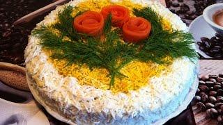 Печеночный Торт / Печінковий Торт / Liver Cake / Торт из Печени / Простой и Очень Вкусный Рецепт