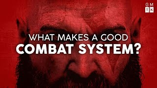 What Makes a Good Combat System? | Game Maker's Toolkit