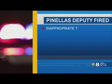 Pinellas deputy who sent sexual texts to vulnerable woman fired, sheriff says