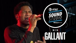 Gallant Performs 'Doesn't Matter', 'Weigh In Gold', 'Crimes' Off His Upcoming Album & More