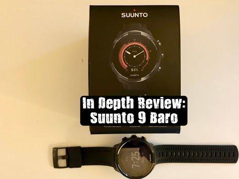 Suunto 9 Baro In Depth Review