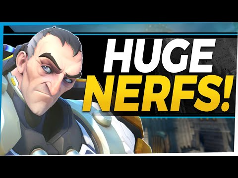 Overwatch HUGE Buffs and Nerfs! Major Game Changers