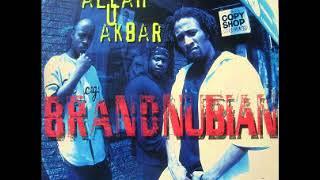BRAND NUBIAN - allah u akbar remix
