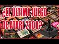 Los ltimos Juegos De Atari 2600