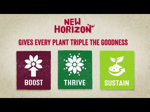 New Horizon All Vegetable Compost Video