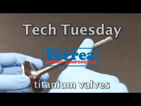 Q&A Titanium Valves