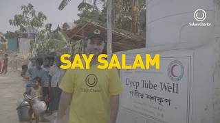 Help build a deep tubewell this Ramadan