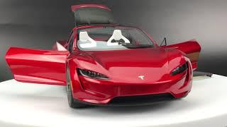Tesla Roadster 2.0, Dealer Edition