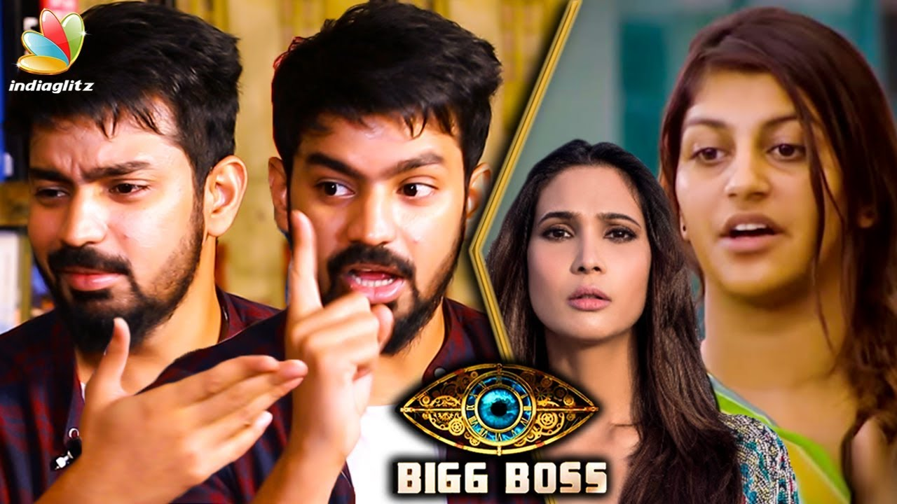 Im not the Only Culprit : Mahat Interview | Yashika, Prachi, Bigg Boss 2 Tamil