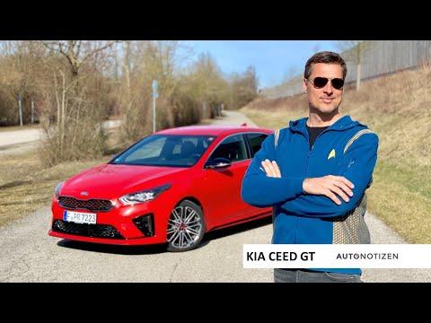 Kia Ceed GT 7-Gang-DCT 2020 (204 PS): Hot Hatch im Review, Test, Fahrbericht