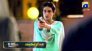 Feroze Khan & Iqra aziz Drama Serial Khuda Aur Muhabbat Episode 15 Teaser Promo Review Mahi & Farhad