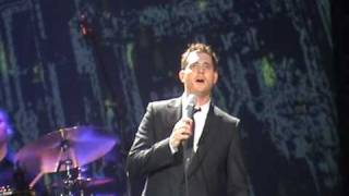 Michael Buble - Lost - LIve in Liverpool, July 20th 2008