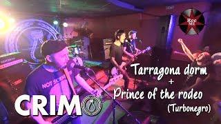 "Crim ""Tarragona dorm"" + ""Prince of the rodeo"" (Turbonegro) @ Incívic Zone (24/03/2017)"