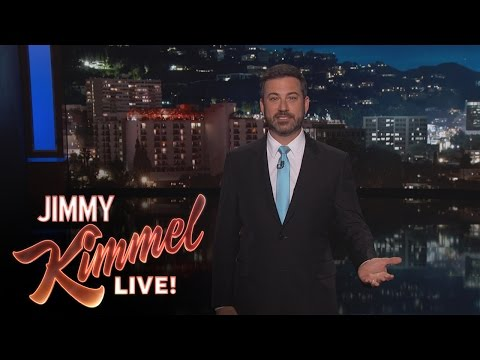 Jimmy Kimmel on James Comey Firing