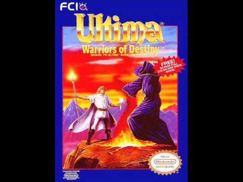 ultima - warriors of destiny nintendo rom