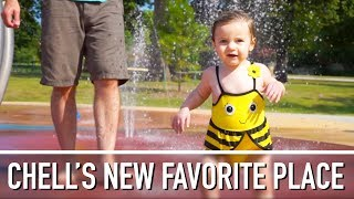 FIRST TIME AT WATER PARK!!