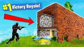 EPIC LOOT TUNNEL TRAP In Fortnite Battle Royale!