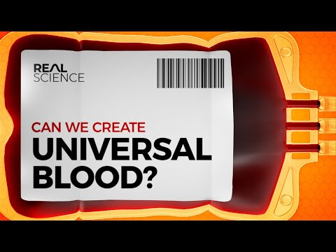 Can Science Achieve a Universal Blood Type?