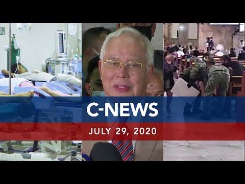 [UNTV]  UNTV: C-NEWS   July 29, 2020
