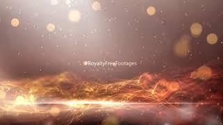 Orange bokeh effects | particles light leaks background | happy valentine day whatsapp status 2020