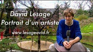 Portrait d'un artiste - David Lesage