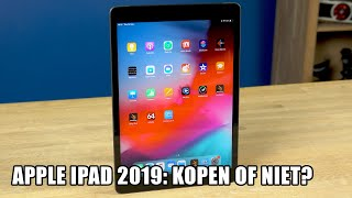 Apple iPad 2019 review: Wel of niet kopen?