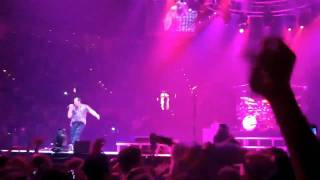 "311 plays their song "" Taiyed "" at 311 Day Vegas"