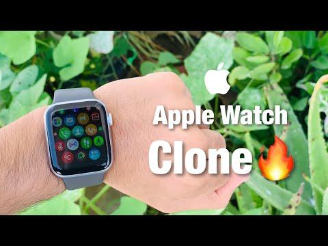 W34 Smart Watch Apple Watch Series 5 clone Best SmartWatch Under Rs. 1500