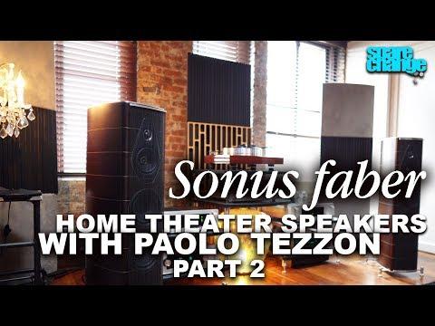 External Review Video 8XDopfKkFVM for Sonus faber Olympica Nova W Wall-Mount Loudspeaker