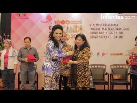 Srikandi Expo Beri Pelatihan Bisnis untuk 1000 Wanita Pengusaha