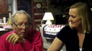 Charlie Louvin Interview 2 of 7 on Nashville Music Space w/ Marla Sitten