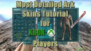 Ark ps4 bionic rex freischalten tutorial ark survival evolved ps4 most detailed ark skins tutorial for xbox if you are having issues malvernweather Gallery