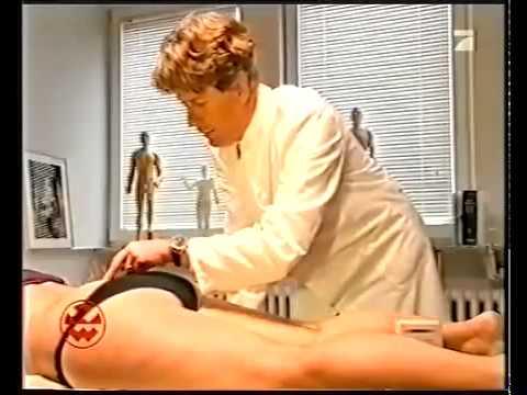 Menschliche Knieverletzung