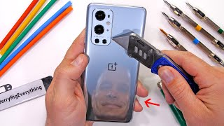 OnePlus 9 Pro Durability Test - Who is Hasselblad?