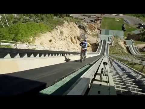 Best Jump Ever By Moto Bike - Extreme Daredevil Stunt