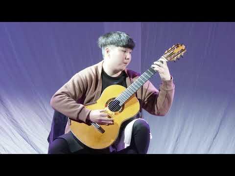 박동건 - Primavera Porteña(Astor Piazzolla) [제9회 어쿠스틱기타 경연대회]