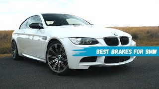 Best brakes for BMW