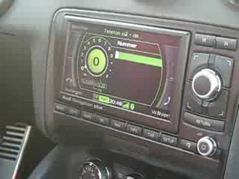 Bluetooth Audi RNS E A3 A4 A6