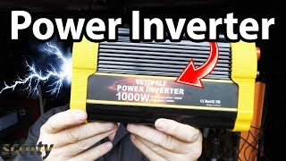 How to Install Power Inverter in Your Car (How It Works)