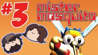 Mister Mosquito: Bubble Bath - PART 3 - Game Grumps