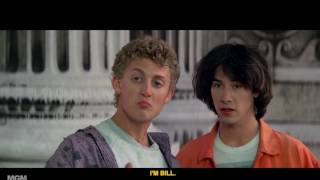 Bill and Ted Philosophize with Socrates
