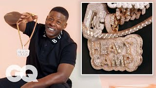 Blac Youngsta Shows Off His Insane Jewelry Collection   GQ