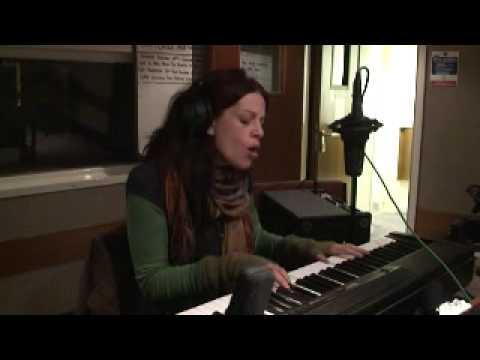 "Anna Goldsmith Performing ""Ordinary Comfort"" Live on Manx Radio"