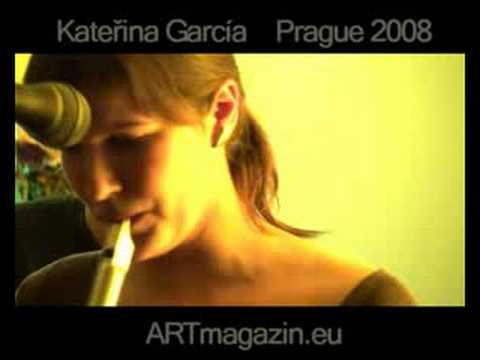 Concert from Katerina García and Lubos Malina in Prague 2008 Part 2