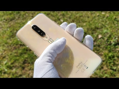 """OnePlus 7 Pro """"ALMOND"""" Unboxing - Best Value Smartphone? Fortnite Battle Royale Gameplay"""