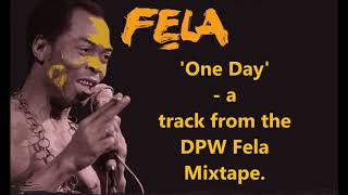 One Day   Fela Kuti