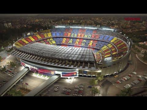 PES 2017 | FC Barcelona Trailer | PS4 thumbnail