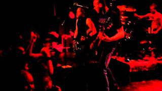 Tragedy - The ending fight + 1 - Live at Blitz in Oslo, Norway may 16. 2011